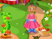 Baby Daisy Gardening