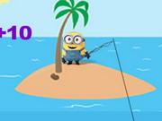 Minions Fishing Day
