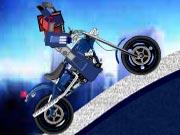 Transformers Bike Ride